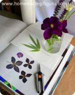 Tips and Ideas for Creating and Using Dried Pressed Flowers...