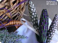 "The tradition of ""lavender bottles"" dates back to the 1800's and they make a cute gift..."