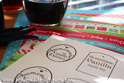 Many of our homemade Christmas gift ideas come with free printable gift tags and/or free printable homemade gift labels so keep an eye out!