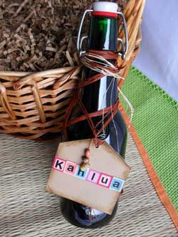 Homemade Kahlua is a tasty coffee-flavored liqueur that you can easily ...