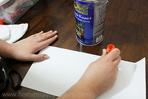 Creating a homemade canister is extremely easy!