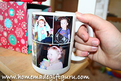 One of our priceless photo mugs...