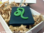 Learn how to make a Leo Zodiac Birthday Symbol Charm...