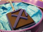 Go to Sagittarius art charm tutorial...