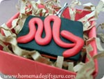 Learn how to make a Scorpio Zodiac Birthday Symbol Clay Charm...
