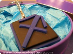 Make a Sagittarius symbol art charm with this polymer clay tutorial...