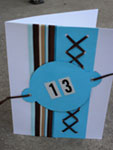 Homemade Teen Greeting Cards - Create a birthday card idea