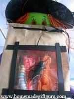 Go to surprise window Halloween bag...