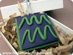 Learn how to make an Aquarius Zodiac Birthday Symbol Clay Charm...