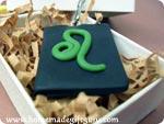 Learn how to make a Leo Zodiac Birthday Symbol Charm...
