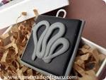 Learn how to make a Virgo Zodiac Birthday Symbol Clay Charm...
