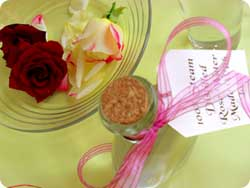 It's easy to learn how to make rose water...