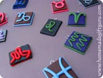 Get more birthday symbol ideas and templates...