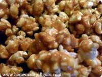 This original popcorn recipe is rich and buttery. Click here for the recipe plus lots of caramel popcorn making tips!