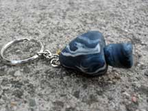 Homemade key chains make great homemade teen gifts!