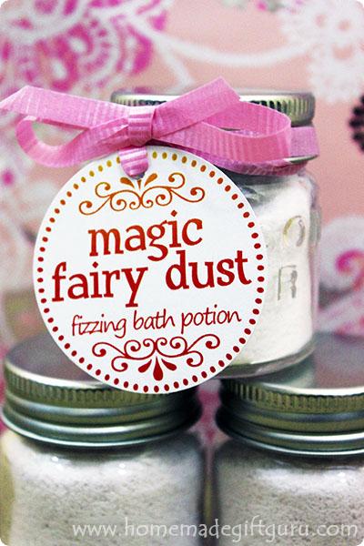 magical fizzy bath salts