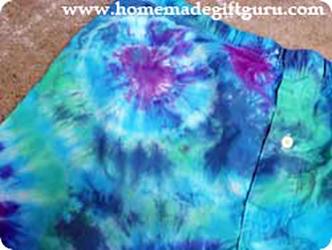 Unique Tie Dye Techniques Using