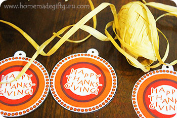 Free printable gift tags make gifting a breeze!