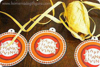 Free printable gift tags make gifting a breeze!