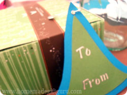 Learn how to create easy, fun and inspired homemade gifts!