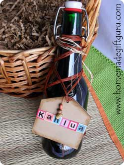 Homemade Kahlua (coffee liqueur) is a really popular homemade Christmas gift to make and give. Try it and when you get asked for it year after year, you'll understand why!